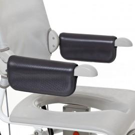 Etac comfort arm pad - para miękkich nakładek na podłokietniki do wózków Swift Mobile