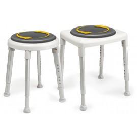 Etac Swivel - miękka, obrotowa nakładka na stołki Smart i Easy (antypoślizgowa)