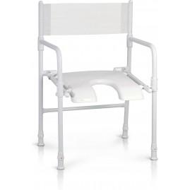Etac Rufus - krzesełko prysznicowe składane (200 kg)
