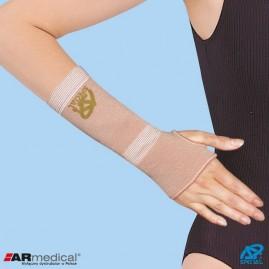 Elastyczny tkaninowy stabilizator nadgarstka/śródręcza