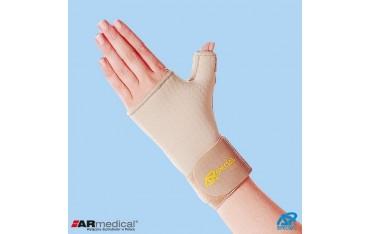 Neoprenowy stabilizator nadgarstka ze wzmocnieniem kciuka
