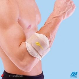 """Stabilizator łokcia """"tenisisty"""" z poduszką silikonową"""