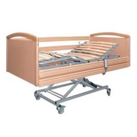 Wytrzymałe łóżko rehabilitacyjne PB 526 II
