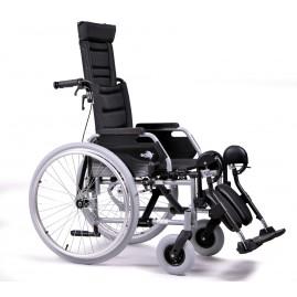 Wózek specjany stabilizujący z wypinanymi tylnimi kołami