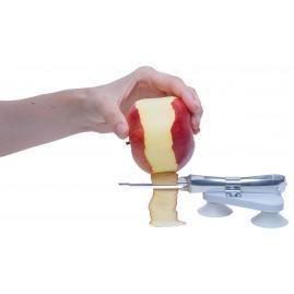 Obieraczka do owoców i warzyw mocowana na przyssawki
