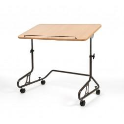 Duży uniwersalny stolik na kółkach
