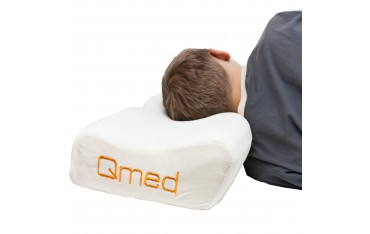 Profilowana poduszka ortopedyczna QMED Standard Pillow- z pamięcią
