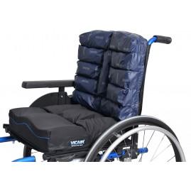 Poduszka oparcia stabilizująco-przeciwodleżynowa do wózka inwalidzkiego VICAIR ANATOMIC BACK