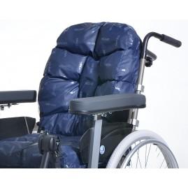 Poduszka oparcia stabilizująco-przeciwodleżynowa na tułów do wózków multipozycyjnych VICAIR® MULTIFUNCTIONAL BACK