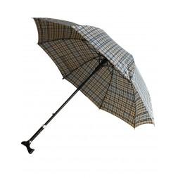Laska z parasolem