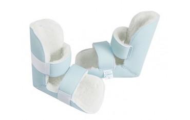 Wydłużone ochraniacze na pięty na odleżyny - para