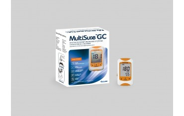 Aparat do pomiaru cholesterolu MultiSure GC