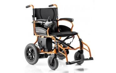 Nowoczesny i elegancki wózek inwalidzki elektryczny D130HL