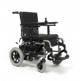 Pokojowo-terenowy wózek z napędem elektrycznym