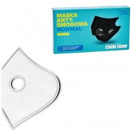 Filtr wymienny z aktywnym węglem do maski Med Patent NORMAL