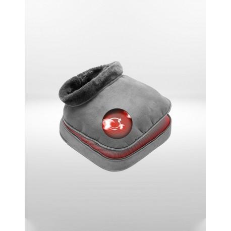 Elektryczny podgrzewacz do stóp i poduszka 2 w 1 z funkcją masażu Shiatsu LANAFORM