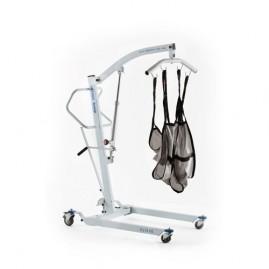 Hydrauliczny - ręczny podnośnik ULISSE AO od włoskiej firmy Antano z udźwigiem do 180 kg