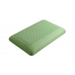 Poduszka ortopedyczna z efektem pamięci i olejkiem rycynowym ułatwiającym zasypianie AT03016