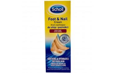 Scholl Krem nawilżający do stóp i paznokci