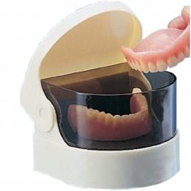 Soniczny pojemnik do czyszczenia protez zębowych