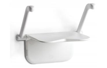 Etac Relax - krzesełko prysznicowe naścienne (Seria SPA)