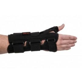 Manu Universal orteza nadgarstka z ujęciem kciuka na prawą lub lewą rękę