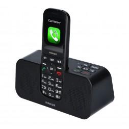 Telefon komórkowy dla seniora Maxcom Comfort MM740 z przyciskiem SOS ratującym życie