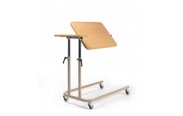 Stolik przyłóżkowy z przechylanym blatem - model 376