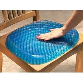 Żelowa poduszka ortopedyczna do siedzenia nakładka na krzesło