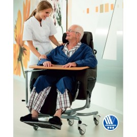ALTITUDE-E Wózek specjalny geriatryczny - elektryczny na pilota