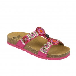 Modne klapki dla dziewczynki Scholl Bogota KID