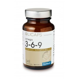 Suplement diety OLICAPS OMEGA 3-6-9