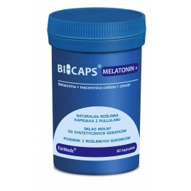Melatonina suplement diety FORMEDS BICAPS MELATONIN+