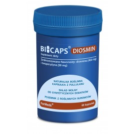 Suplement diety BICAPS DIOSMIN