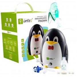 Medyczny inhalator nebulizator dla dzieci INTEC PINGWIN
