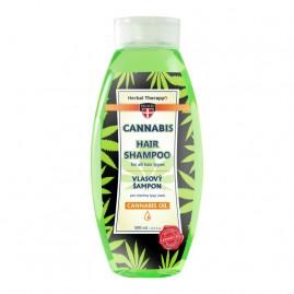 Szampon do włosów, BIO olej konopny 2%, 500ml