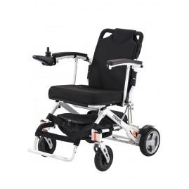 ITRAVEL składany wózek inwalidzki o napędzie elektrycznym niemieckiej firmy MEYRA