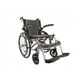 Ultralekki wózek inwalidzki aluminiowy AT52311