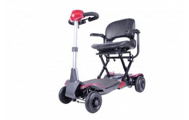 Automatycznie składany skuter inwalidzki na pilota AT52314