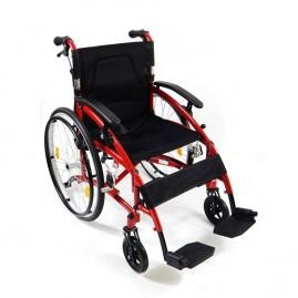 Exclusive-TIM - Aluminiowy wózek inwalidzki