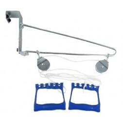 Overdoor Pulley - Przyrząd do ćwiczeń kończyn górnych